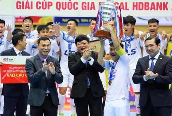 Khởi động giải Futsal Cúp Quốc Gia 2019   ảnh 1