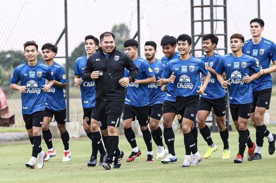 U22 Thái Lan tham dự SEA Games mà không có cầu thủ trên 22 tuổi.