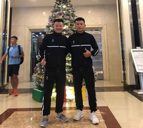 Phạm Văn Quyến xuất hiện ở giải futsal Cúp Quốc gia 2019 ảnh 1