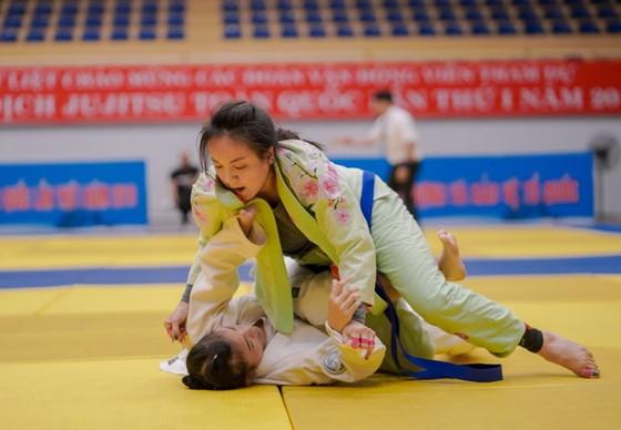 Nữ võ sĩ Jiu-Jitsu Lucky Hoàng: Võ thuật giúp tôi cân bằng cuộc sống ảnh 2