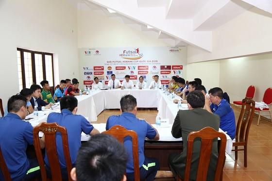 SHK Nghệ An gặp Thái Sơn Bắc ở giải futsal Cúp QG 2019 ảnh 1