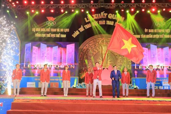 Đại quân của Thể thao Việt Nam đã đến Philippines.