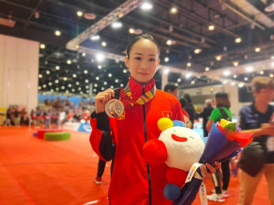 Trực tiếp SEA Games 30: Arnis giúp Việt Nam đoạt tấm HCV thứ 7 ảnh 15