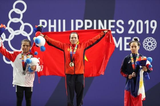 Trực tiếp SEA Games 30: Arnis giúp Việt Nam đoạt tấm HCV thứ 7 ảnh 3