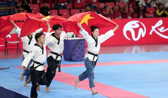 Taekwondo Việt Nam mở hàng HCV, quyết xóa ký ức buồn ảnh 3