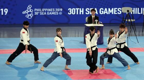 Taekwondo Việt Nam mở hàng HCV, quyết xóa ký ức buồn ảnh 1