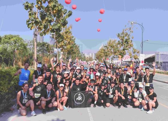AR Saigon trở lại giải marathon quốc tế TPHCM 2019 ảnh 1