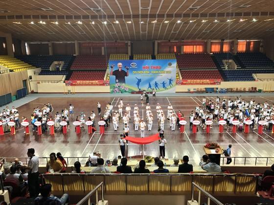 Lễ khai mạc Hội thao Cựu chiến binh - Doanh nhân 2019.