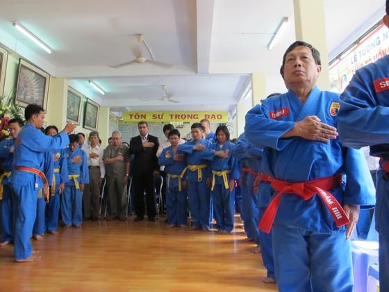 Võ sư Nguyễn Văn Chiếu - Cây đại thụ của Vovinam thế giới đã ra đi ảnh 1