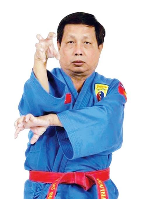 Võ sư Nguyễn Văn Chiếu - Cây đại thụ của Vovinam thế giới đã ra đi ảnh 2
