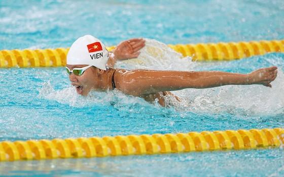 Kình ngư Nguyễn Thị Ánh Viên vẫn đang chờ cơ hội tranh vé dự Olympic Tokyo 2020.