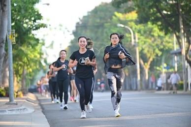 adidas cùng phụ nữ tập luyện tinh thần với 'Run To Reconnect' ảnh 1