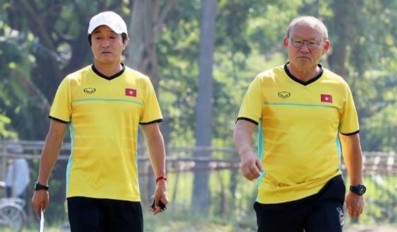 HLV Park Hang-seo sẽ sớm bắt tay vào công việc chuẩn bị cùng ĐTVN so tài với Malaysia vào tháng sau