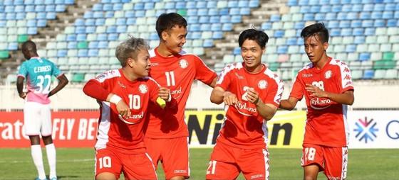 Công Phượng chơi nổi bật ở AFC Cup 2020 ảnh 1