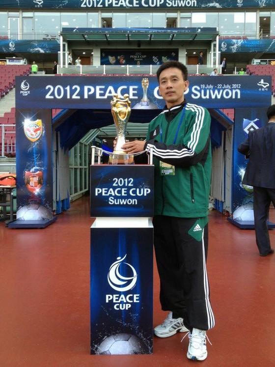 Cựu trọng tài FIFA Võ Minh Trí tự tin về tương lai ảnh 2