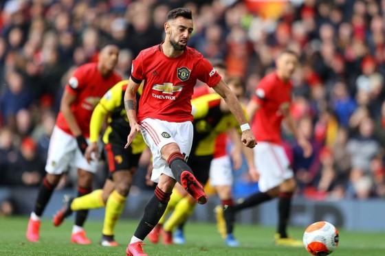 Bruno Fernandes chính là nhân tố quan trọng giúp Man.United lọt vào tốp 4 mùa này.