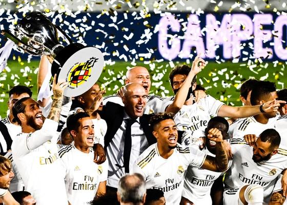 Real Madrid chưa muốn dừng ở danh hiệu La Liga, sẽ tiếp tục bổ sung lực lượng cho các mục tiêu lớn khác.