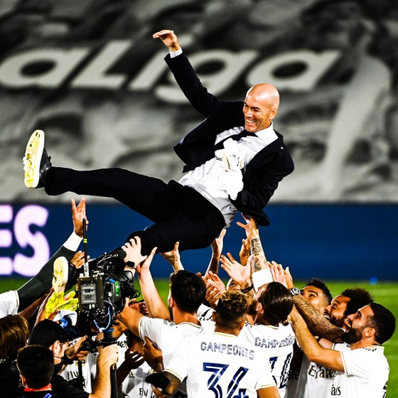 Real Madrid lại muốn khuấy đảo thị trường chuyển nhượng ảnh 3