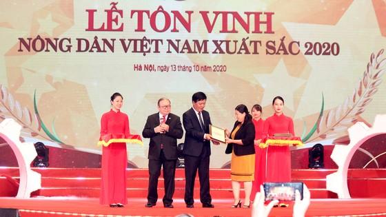 Tuyên dương những nhà nông tiêu biểu Việt Nam 2020 ảnh 1