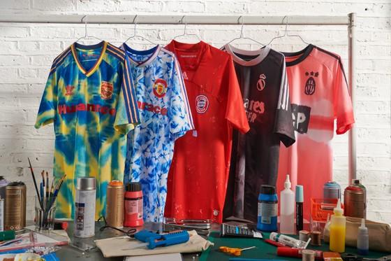 5 CLB hàng đầu thế giới hài lòng với trang phục áo đấu mới ảnh 2