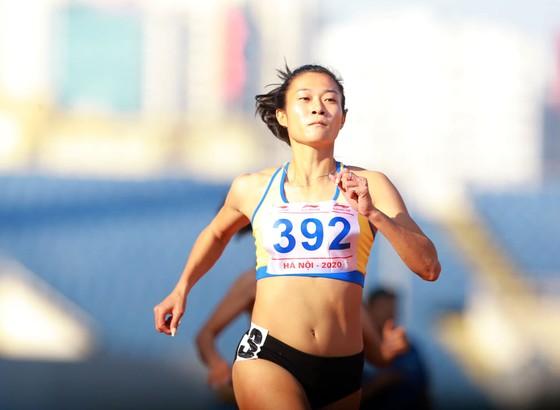 Giải điền kinh VĐQG 2020: Ngần Ngọc Nghĩa phá kỷ lục quốc gia cự ly 100m ảnh 3