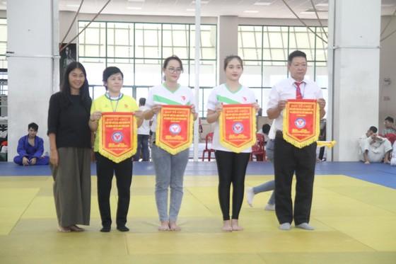Judo người khiếm thị hướng đến ASEAN Para Games 2021 ảnh 2