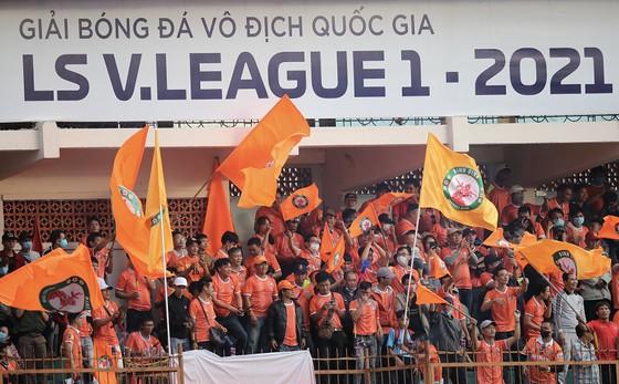 Tấn Tài lập công, Topenland Bình Định giành 3 điểm trước Sài Gòn FC ảnh 2