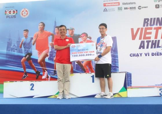 Tiếp sức cho điền kinh Việt Nam dự SEA Games 31 ảnh 2