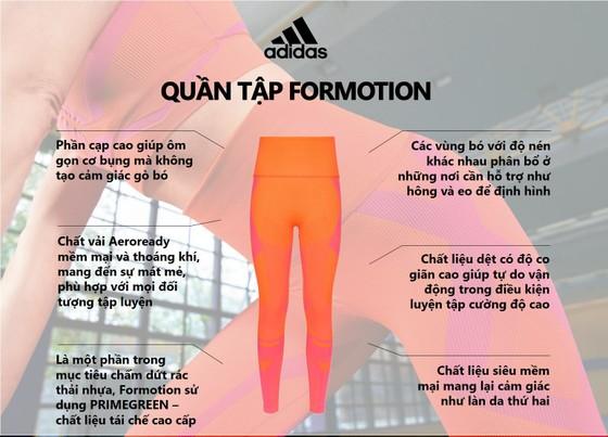 Adidas khởi động chiến dịch Watch Us Move dành cho phái đẹp ảnh 2