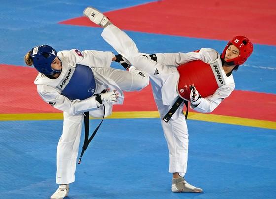 Taekwondo là một trong những môn được kỳ vọng sẽ giành suất dự Olympic của TTVN.