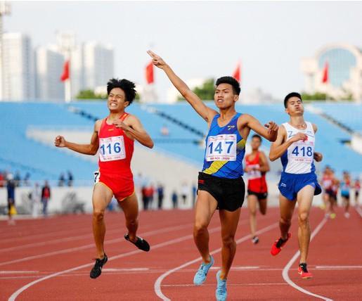Trần Văn Đảng tự tin sẽ thi đấu tốt ở cự ly 10km.
