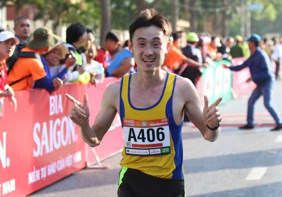 VĐV Bùi Thế Anh sẽ trở lại với đường đua marathon sở trường.