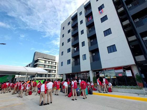 Nơi lưu trú của các đoàn tham dự SEA Games 31 tại Việt Nam sẽ được chuẩn bị chu đáo.