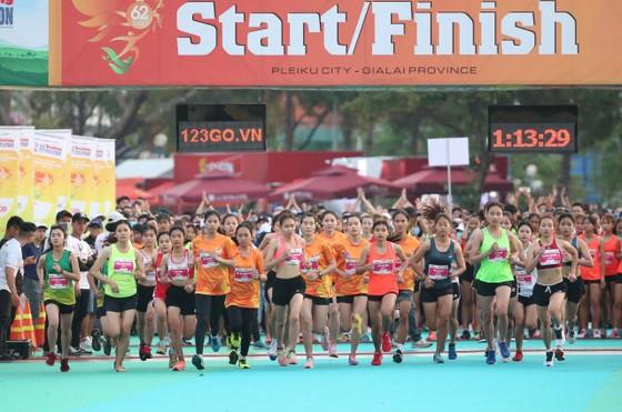 Đội tuyển điền kinh Việt Nam sẽ bổ sung thêm VĐV cho nội dung marathon? ảnh 1