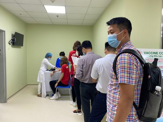 17 thành viên đầu tiên của thể thao Việt Nam được tiêm vaccine Covid-19 ảnh 4