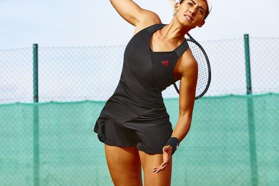 Adidas ra mắt dòng sản phẩm tennis bền vững với môi trường ảnh 1