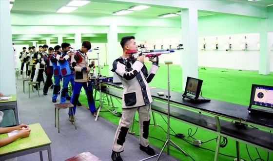 Trung tâm HLTTQG Hà Nội sẽ nâng cấp trường bắn phục vụ SEA Games 31.