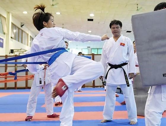 Karate Việt Nam tin dùng 'hàng nội' cho cơ hội đoạt vé Olympic ảnh 1