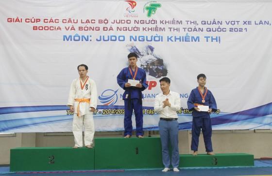 Judo người khiếm thị cần được quan tâm đúng mức ảnh 1