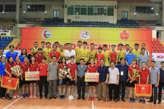 Cúp bóng chuyền Hùng Vương 2021: S.Khánh Hòa bảo vệ thành công danh hiệu ảnh 2