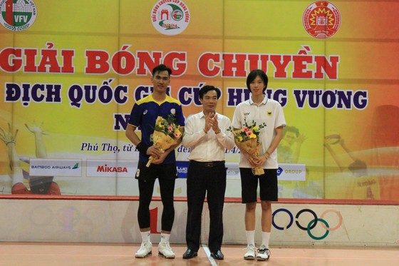 Cúp bóng chuyền Hùng Vương 2021: S.Khánh Hòa bảo vệ thành công danh hiệu ảnh 1