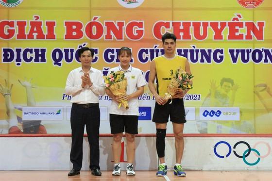 Cúp bóng chuyền Hùng Vương 2021: S.Khánh Hòa bảo vệ thành công danh hiệu ảnh 4