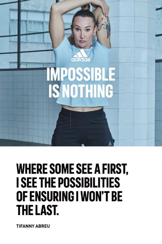 """Adidas truyền cảm hứng """"Impossible Is Nothing"""" qua chuỗi phim đầy cảm xúc ảnh 3"""