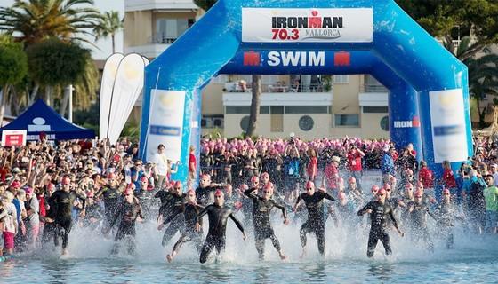 GIải Ironman 70.3 năm 2021 sẽ thi đấu tại Đà Nẵng vào tháng 5.