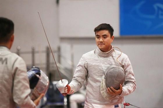 Đấu kiếm Việt Nam 'thi trượt' Olympic Tokyo 2020 ảnh 1