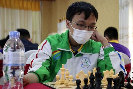 Đại kiện tướng Nguyễn Ngọc Trường Sơn là ứng viên sáng giá cho ngôi vô địch tại giải. Ảnh: Liên đoàn cờ Việt Nam