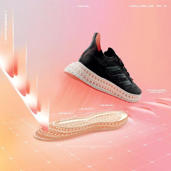 Tuyệt phẩm 4DFWD là bước đột phá trong công nghệ 4D của adidas ảnh 1