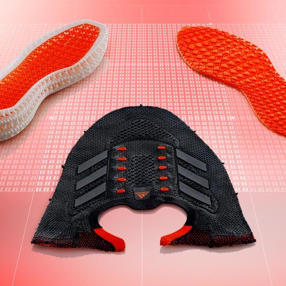 Tuyệt phẩm 4DFWD là bước đột phá trong công nghệ 4D của adidas ảnh 2