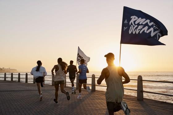 Chiến dịch Chạy vì đại dương (Run for the Oceans).