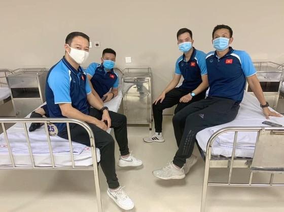 Thể thao Việt Nam tiếp tục chờ đợt vaccine tiếp theo.